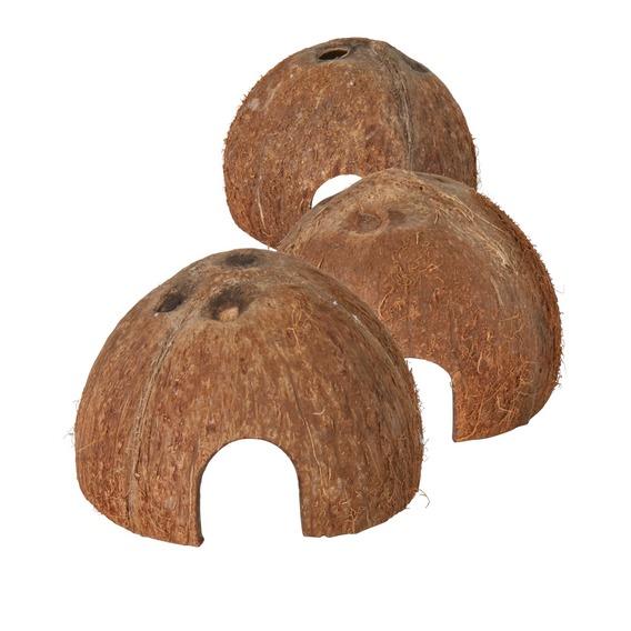 Как сделать домик из кокоса